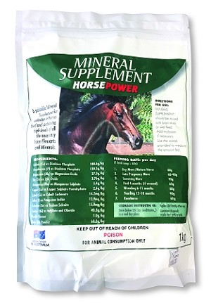 Mineral Supplement 1KG